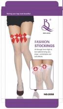 Woman Stocking